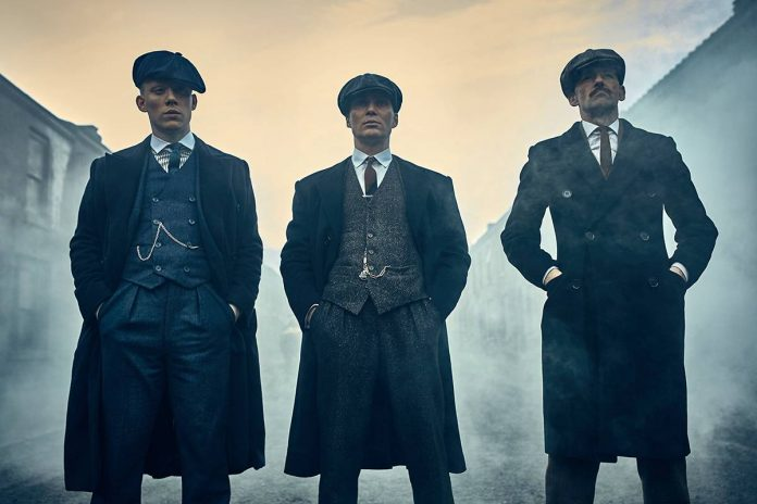 Peaky blinders - tainiomania - full movie online - greek subs gamato - Netflix