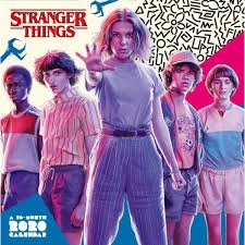 Stranger things - tainiomania - Netflix